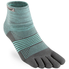 Injinji Trail Midweight Mini Crew Socken Damen mint